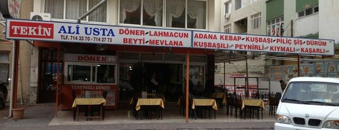 Kebapçı Ali Usta is one of Gespeicherte Orte von Mehmet.