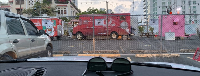 Miramar Food Truck Park is one of Puerto Rico.