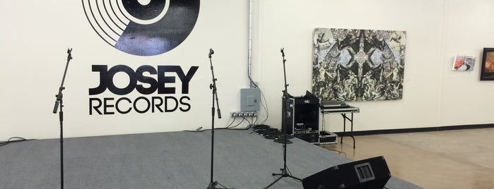Josey Records is one of Record Stores.