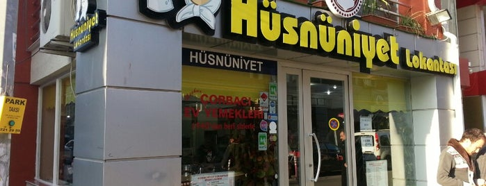 Hüsnüniyet Lokantası is one of Must-see seafood places in Eskişehir.