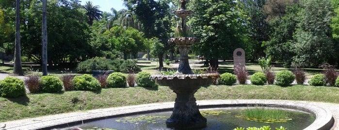 """Jardín Botánico """"Prof. Atilio Lombardo"""" is one of Lugares guardados de Fabio."""
