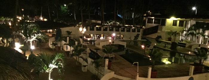 Hacienda Vayma Beach Club is one of สถานที่ที่ Kika ถูกใจ.