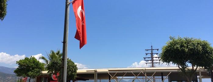 meraklı inegöl köftecisi is one of Antalya.