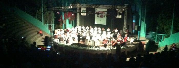 Amfi Tiyatro is one of Fadik : понравившиеся места.