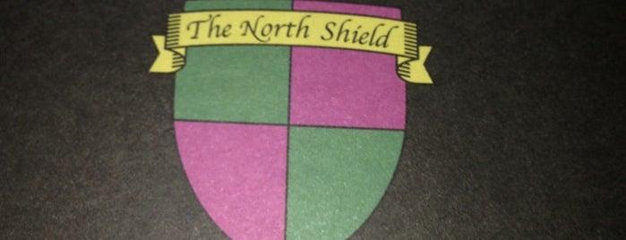 The North Shield is one of Veysel: сохраненные места.