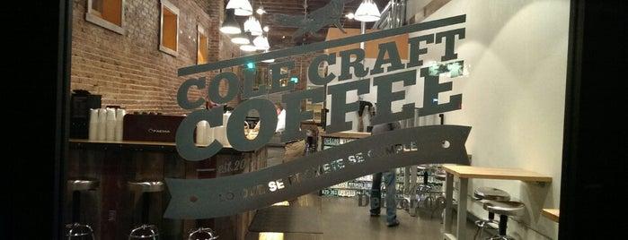 Cole Craft Coffee is one of Lieux sauvegardés par Danielle.