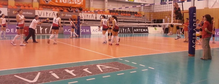 Eczacibasi Spor Kulubu is one of Mg.