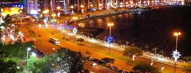 Avenida Beira-mar is one of I recommend!!!.