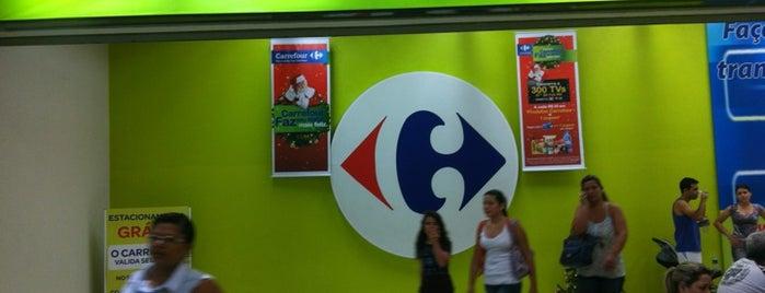 Carrefour is one of Thiago : понравившиеся места.