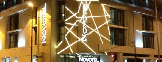 Novotel Centre Avignon is one of Avignon adresses.