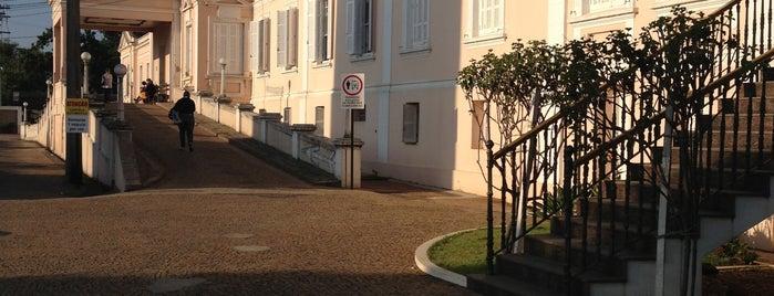 Santa Casa de Misericórdia de Rio Claro is one of Rio claro.