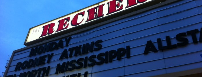 The Recher Theatre is one of Concert Venues.