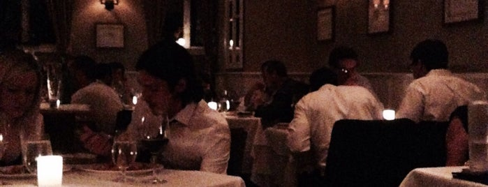 Babbo Ristorante e Enoteca is one of NYC: Favorite restaurants & brunch spots!.
