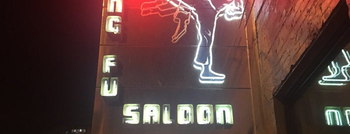 Kung Fu Saloon is one of Austin Bachelorette.