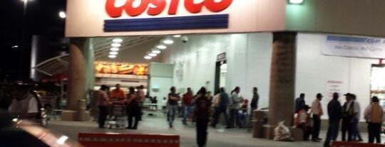 Costco is one of Arizbeth 님이 좋아한 장소.