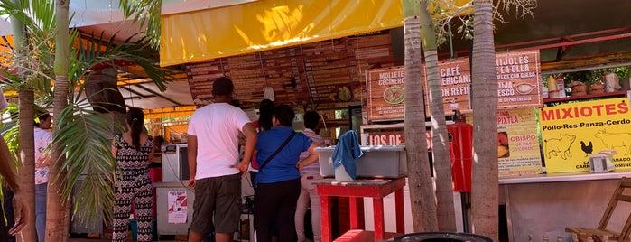 Tacos De Cecina Yecapixtla is one of Locais salvos de Jessica.