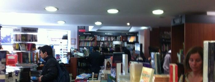 Librería Antártica is one of สถานที่ที่ Luis ถูกใจ.