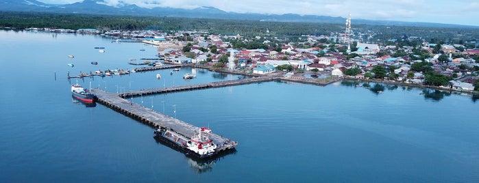 Daruba Harbour is one of Onnie 님이 좋아한 장소.
