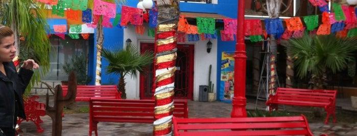El Rancho is one of Foráneos Mex 🚘✈️.