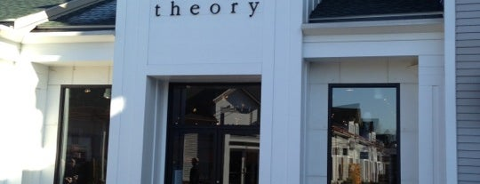 Theory Outlet is one of NYC.