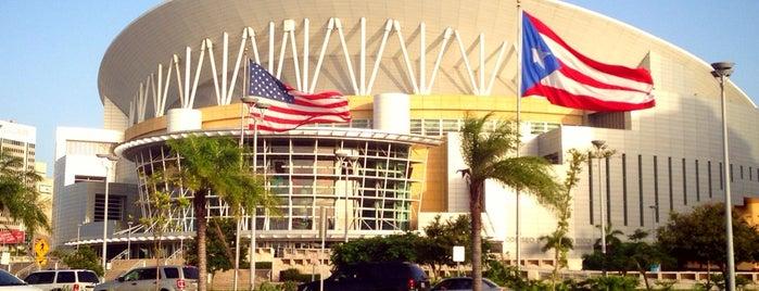 Coliseo de Puerto Rico is one of Puerto Rico.