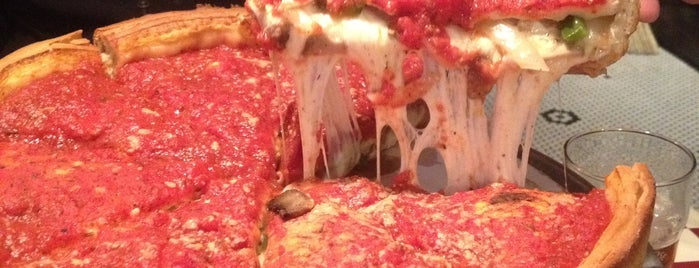 Giordano's is one of Restaurants Without Wrapped Straws.