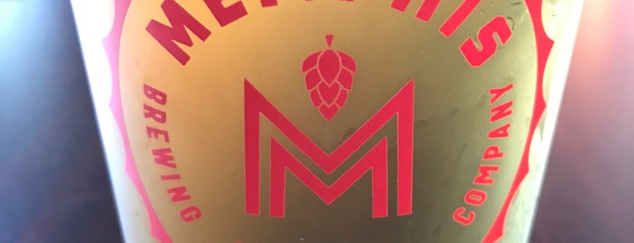 Memphis Made Brewing is one of M+C Memphis.