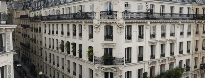 Hotel Basss is one of Paris.