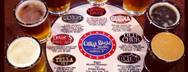 Oskar Blues Brewery is one of NC breweries.