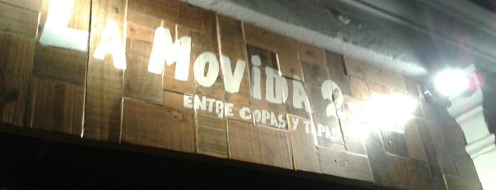 La Movida is one of Locais salvos de Stone.
