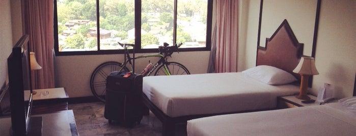 Seeharaj Hotel is one of Locais curtidos por Yodpha.