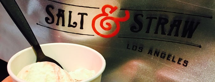 Salt & Straw is one of Los angeles.