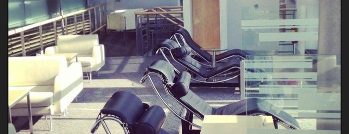 Business Lounge is one of Locais curtidos por Martins.