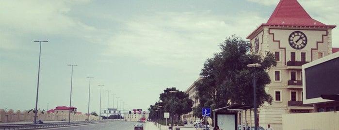 Buzovna is one of Baku, AZ.