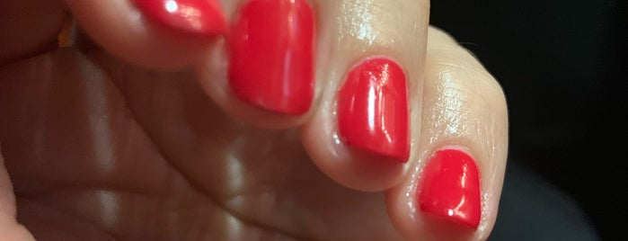 Nail Bar by OPI is one of Lugares favoritos de Maru.