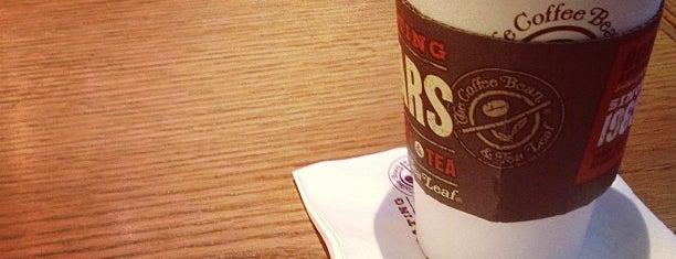 The Coffee Bean & Tea Leaf is one of Siming 님이 좋아한 장소.
