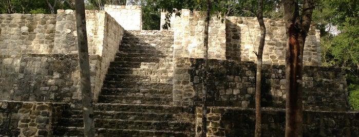 Zona Arqueológica de Calakmul is one of World Ancient Aliens.