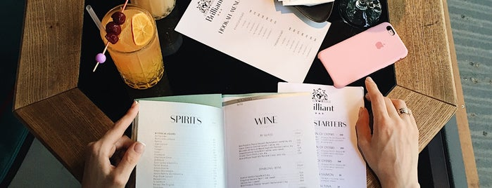 Brilliant Bar is one of Posti che sono piaciuti a Katerina.