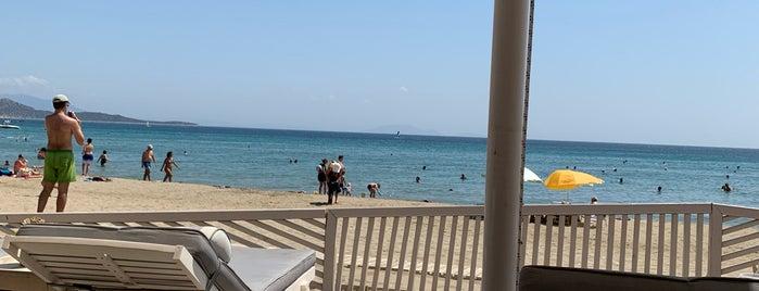 Γαλάζια Ακτή is one of Kyriaki 님이 좋아한 장소.