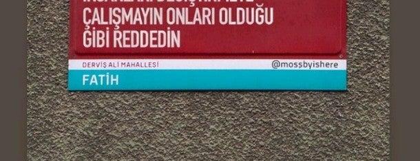 Gençosman is one of İstanbul Mahalle.