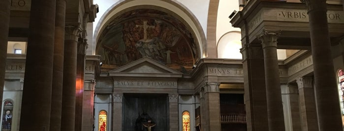 Chiesa di S.Eugenio is one of ROME - ITALY.
