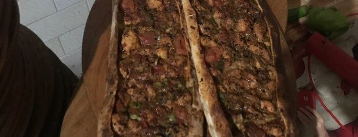 Yasemin Pide ve Lahmacun Salonu is one of mardin.