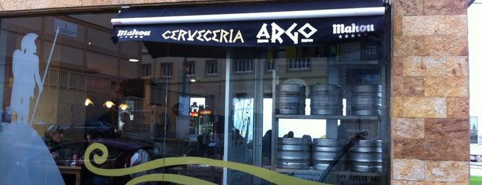 Cervecería Argo is one of Locais curtidos por David.