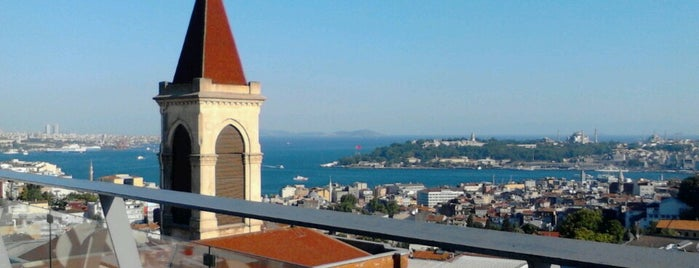 360 İstanbul is one of The Best Restaurants in Istanbul.