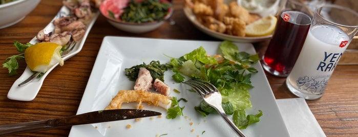 Deniz Cafe & Restaurant is one of MEYHANELER.