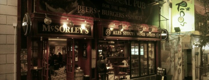 McSorley's Ale House is one of Hong Kong March 2013.