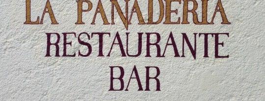 La Panadería is one of Tapas.