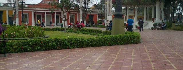 Parque Municipal de Barranco is one of Perú 02.