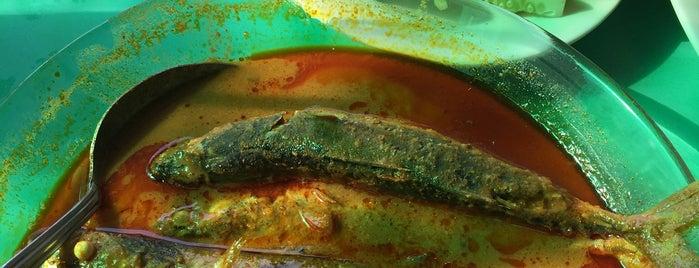 Kak Yang Gulai Panas Ikan Temenung is one of Rahmatさんのお気に入りスポット.