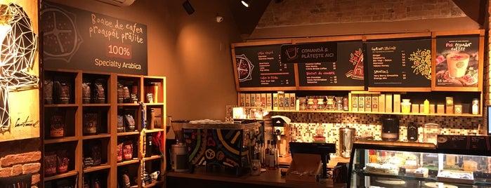 Tucano Coffee is one of Péter'in Beğendiği Mekanlar.